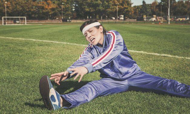 腸脛靭帯炎は筋肉の硬さが原因