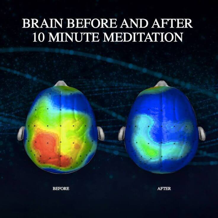 初心者が10分間瞑想を行った結果