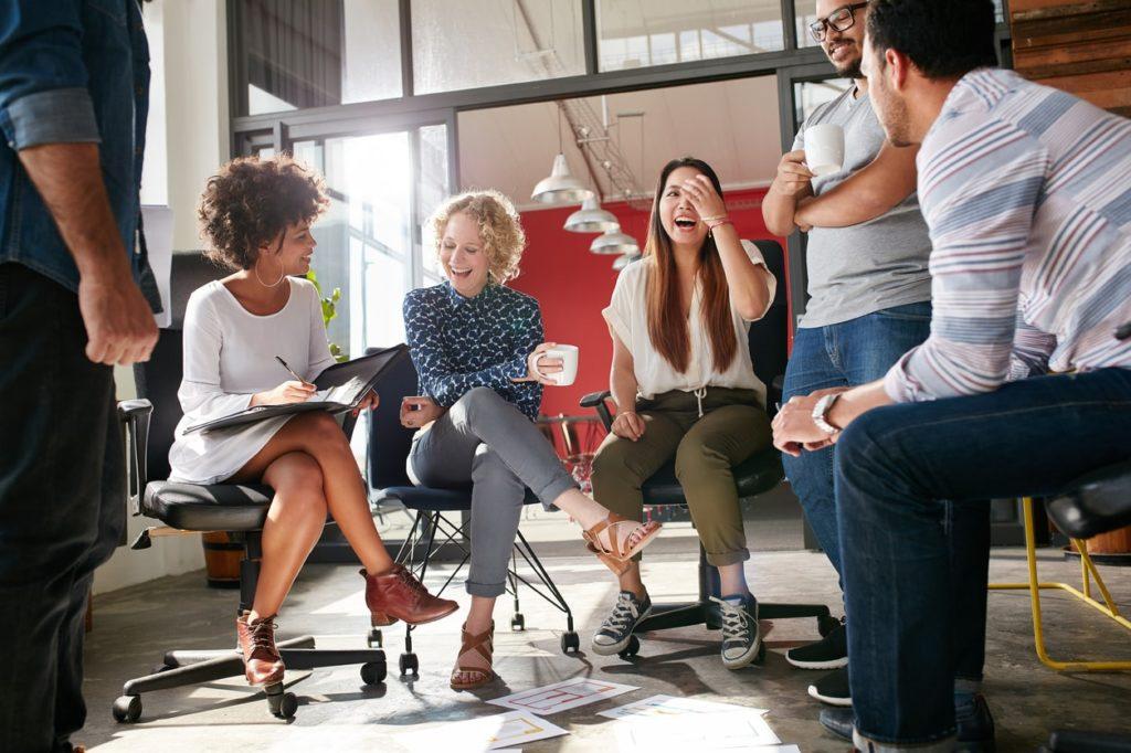 仕事で幸福感を感じられるようになる