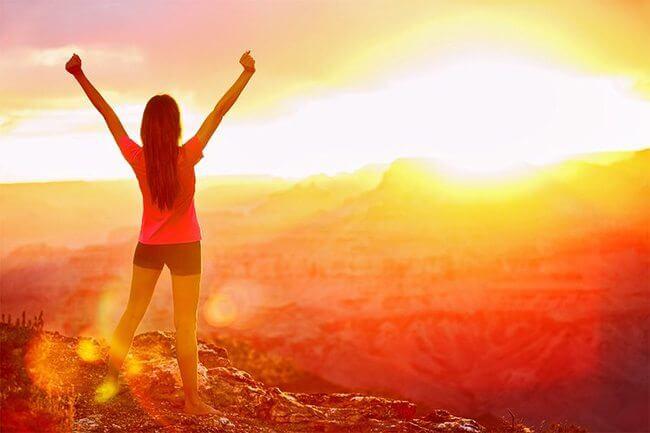 瞑想には怖さや不安を落ち着かせる効果がある
