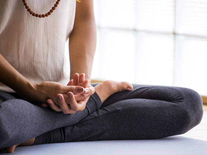 瞑想の時間帯は朝が理想的