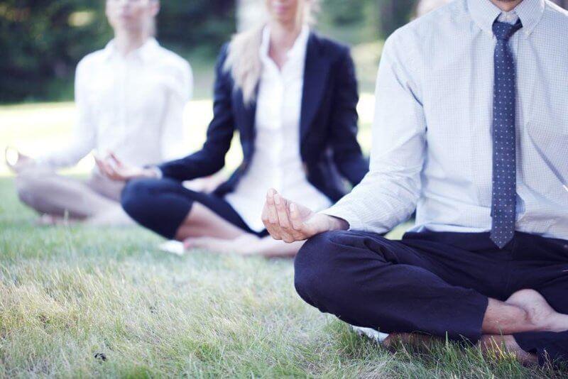 今話題のマインドフルネス瞑想