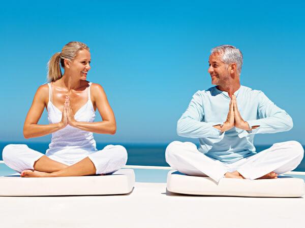 【瞑想をより効果的にする呼吸と姿勢】クオーターロータス