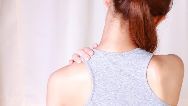 肩こりや腰痛の原因のひとつが血行不良