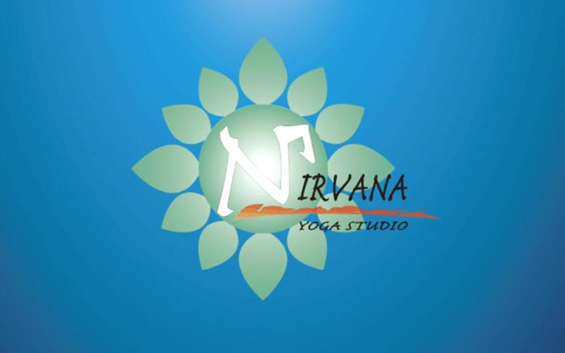 Nirvana・Yoga・Studio(ニルヴァーナヨガスタジオ)ロゴ