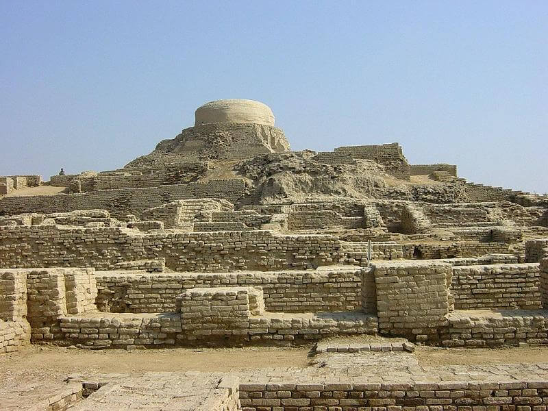 古代インドのイメージ